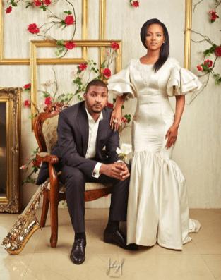 Hauwa Indimi and Mohammed Yar'Adua PreWedding #MUHA18 LoveWeddingsNG 1