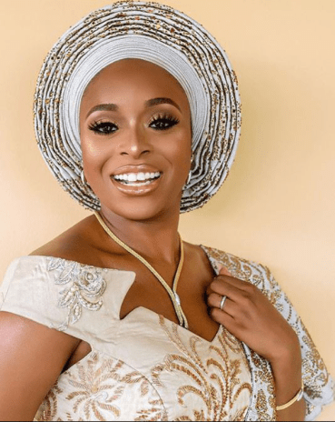 Nigerian Beauty Influencer Ronke Raji's Traditional Wedding #RnBLove2018 LoveWeddingsNG