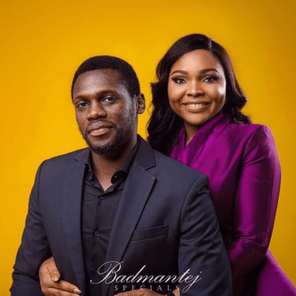 Nollywood's Olu & Joke Jacob's son Soji weds Boma Jacobs #BOJ2018 LoveWeddingsNG 2