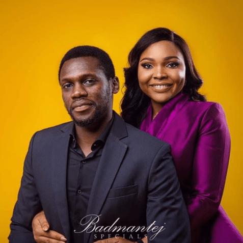 Nollywood's Olu & Joke Jacob's son Soji weds Boma Jacobs #BOJ2018 LoveWeddingsNG 2