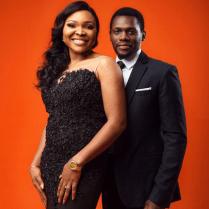 Nollywood's Olu & Joke Jacob's son Soji weds Boma Jacobs #BOJ2018 LoveWeddingsNG 5