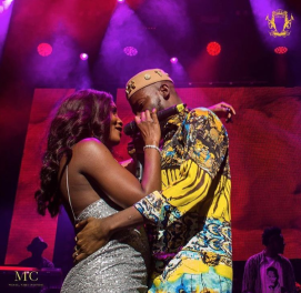#SimiGold18 Simi and Adekunle Gold in London #About30Concert