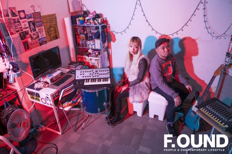 (c) F.OUND Magazine