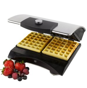 image of a waffle maker