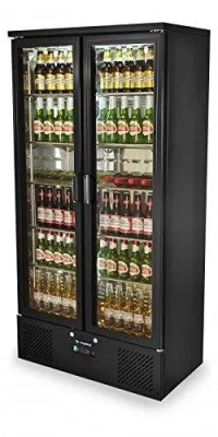 Capital Primo 500 Double Door Upright Bar Chiller