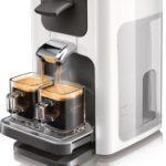 Philips HD 7863-10 Senseo Quadrante Coffee pod machine - white