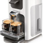 Philips HD 7863-10 Senseo Quadrante Coffee pod machine - white