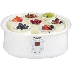 VonShef Automatic Digital Yoghurt Maker