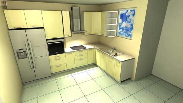 Unusual Kitchen Design