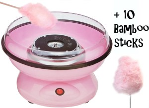 Electric Cotton Sugar Candy Floss Maker Machine