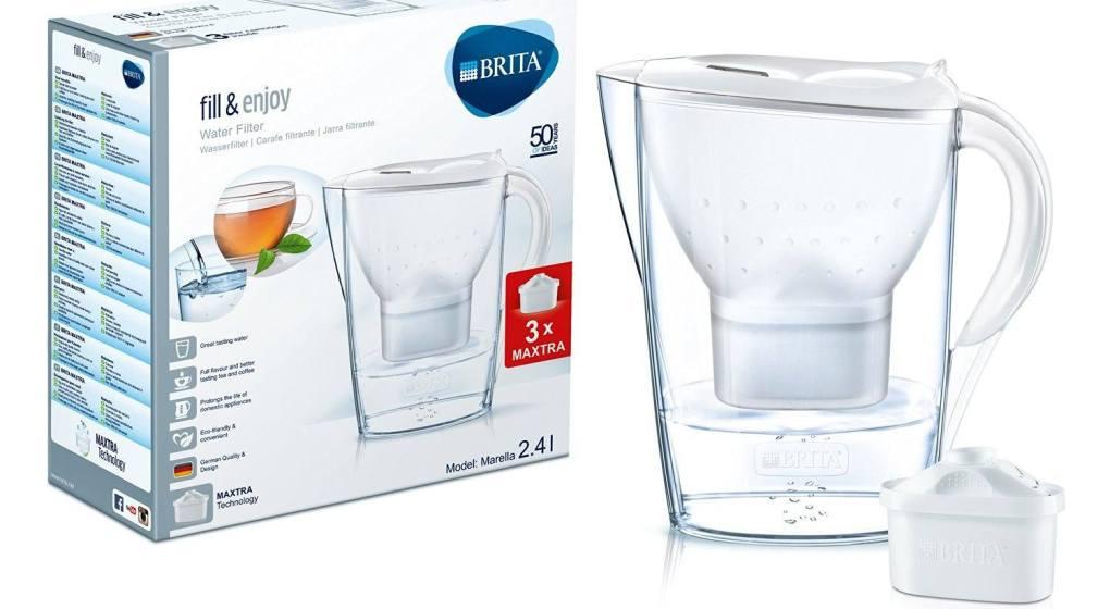 best water filter jug