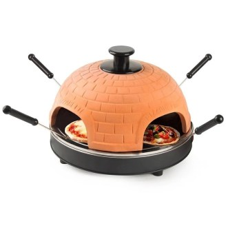 Global Gourmet Electric Tabletop Pizza Maker