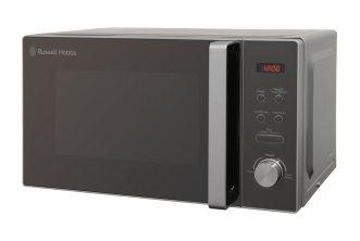 Russell Hobbs RHM2076B Digital Microwave Silver