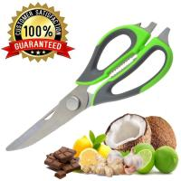 Wellehomi Multi-Function Kitchen Scissors