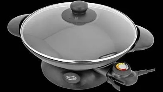 Stellar Electric Wok Review