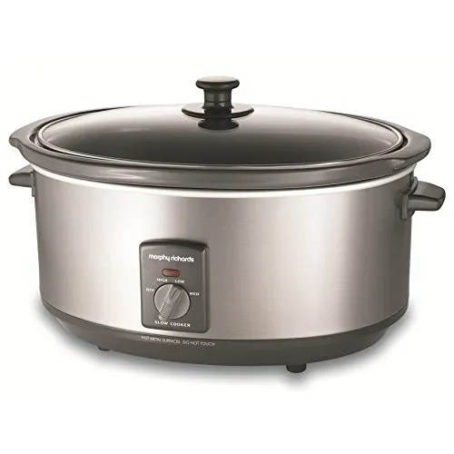 Morphy Richards 48718 Oval Slow Cooker UK Review