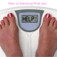 15 ways to Accelerate Weight loss