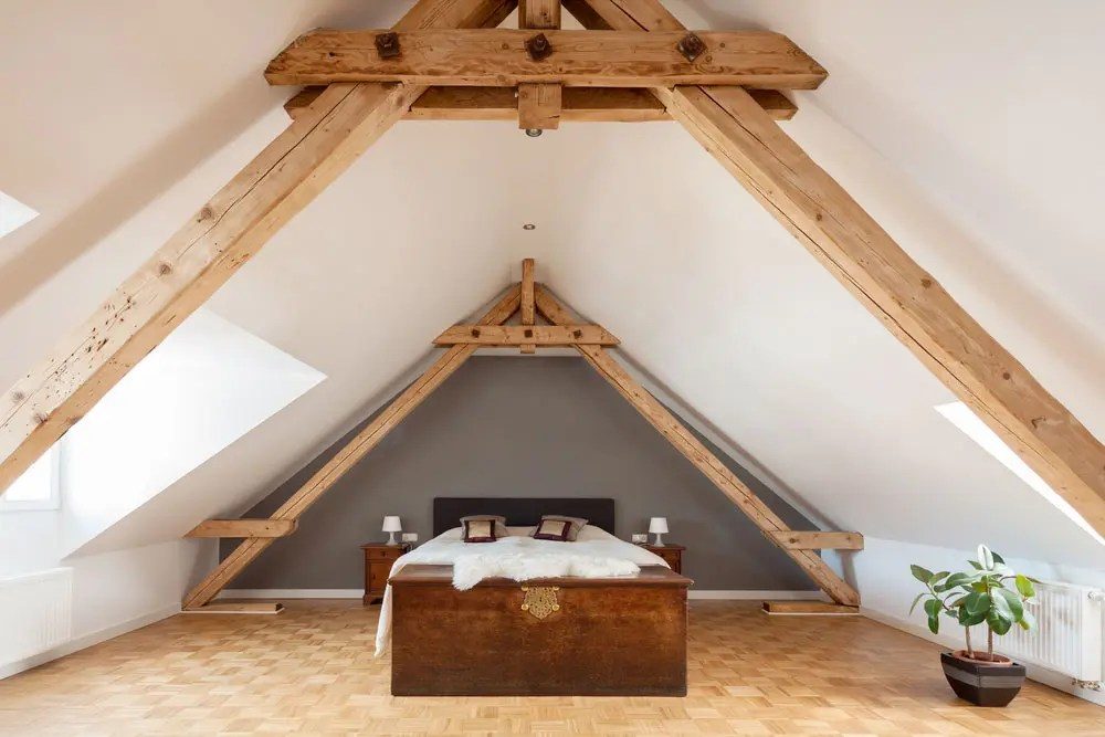 An example of a loft conversion
