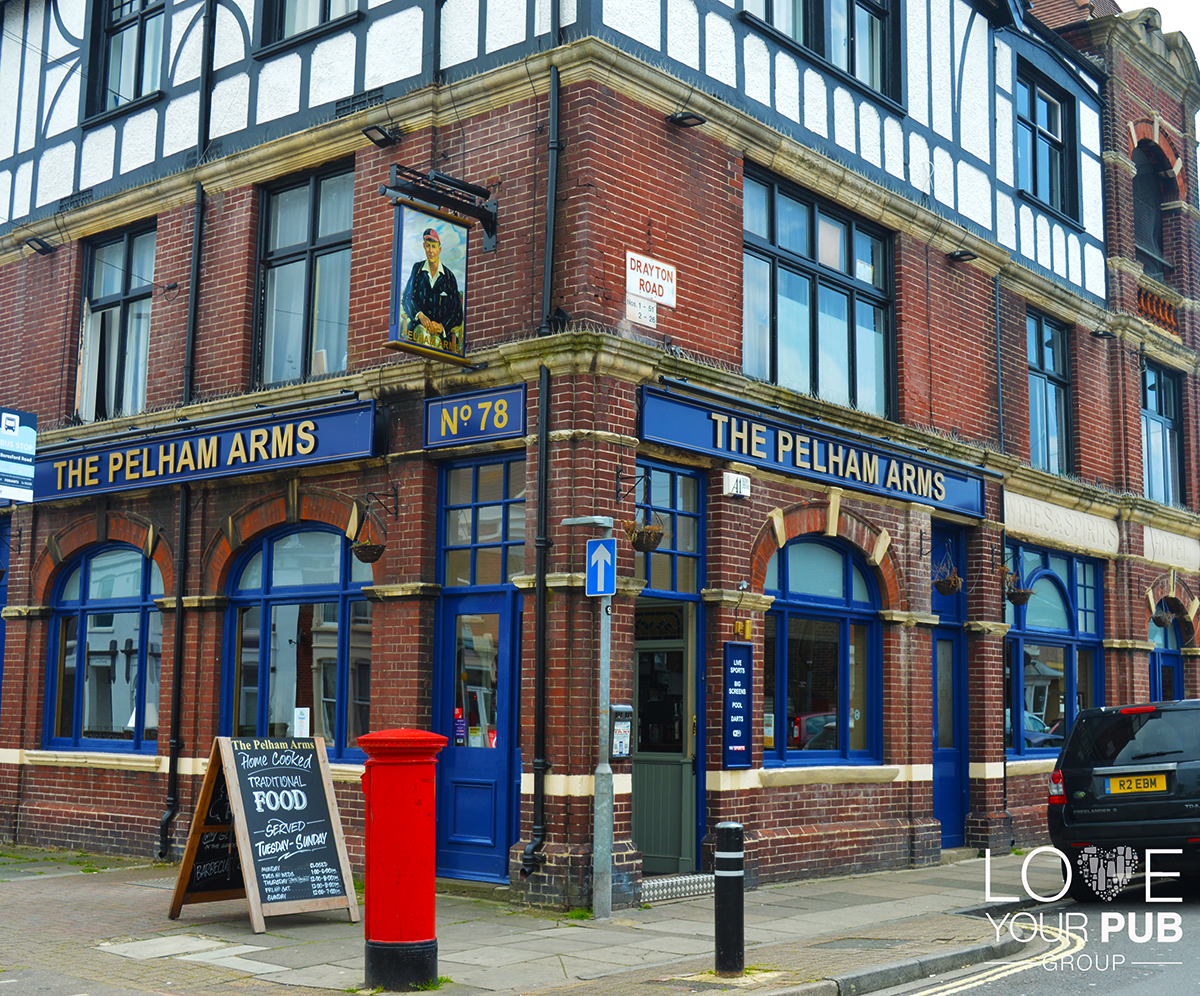Pelham Arms Portsmouth This Week S Events Football