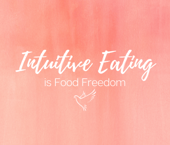 Intuitive Eating is