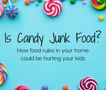 A mom who diets is more likely to pass on food anxiety to her kids. Intuitive eating kids have healthy relationships with food.
