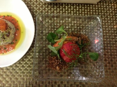 Bitoque de Albia serves 'creative' and very tasty pintxos, all day, unlike most other place