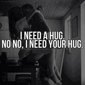 I Need Your Hug