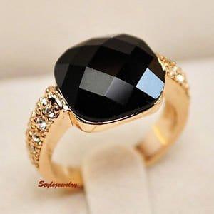 agate black onyx