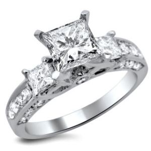 14k-White-Gold-1.-5-8ct-TDW-Certified-3-Stone-Enhanced-Princess-Cut-Diamond-Engagement-Ring