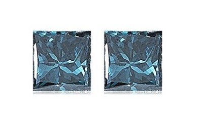 0-96-cts-si1-princess-2-pcs-loose-teal-green-blue-diamond