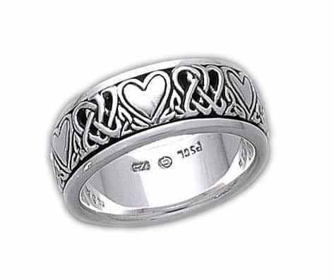 sterling-silver-celtic-heart-knot-spinner-ring