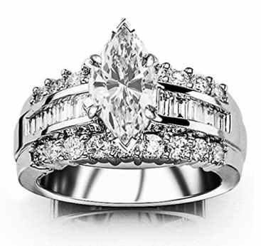 1-6-carat-t-w-gia-certified-marquise-cut-14k-white-gold-channel-set-baguette-and-round-diamond-engagement-ring