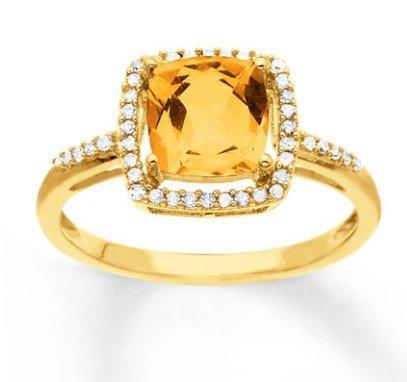 citrine-ring-18-ct-tw-diamonds-10k-yellow-gold