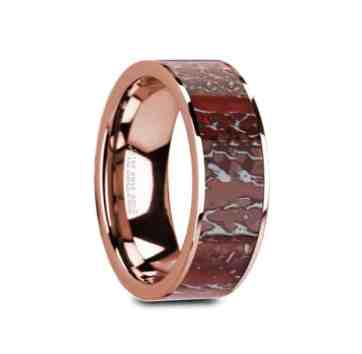 gautier-flat-polished-14k-rose-gold-with-red-dinosaur-bone-inlay-and-polished-edges-8mm