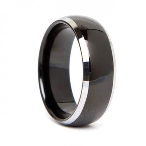 mens_tungsten_carbide_two_tone_bevels