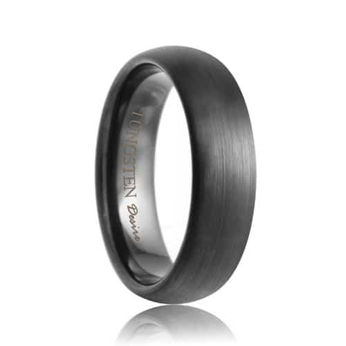 Tungsten carbide wedding rings pros and cons