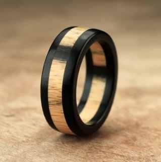 ebony-wooden-ring
