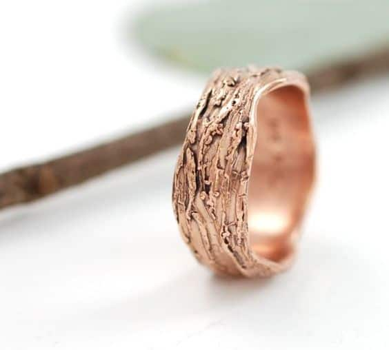 redwood-rose-gold-tree-bark-wedding-ring