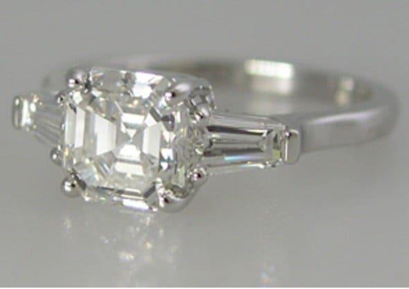 Asscher Cut Diamonds Pros And Cons