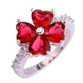 lingmei-Heart-Cut-Four-Leaf-Clover-Jewelry-New-Fashion-Women-Rings-font-b-Red-b-font
