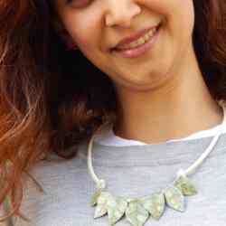 meg leslie floral jewelry