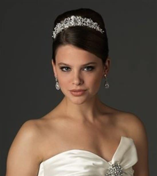 Bride Wedding Crown: Elegant, Regal Wedding Crowns And Tiaras For Your Special Day