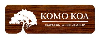 komo koa wood jewelry hawaii