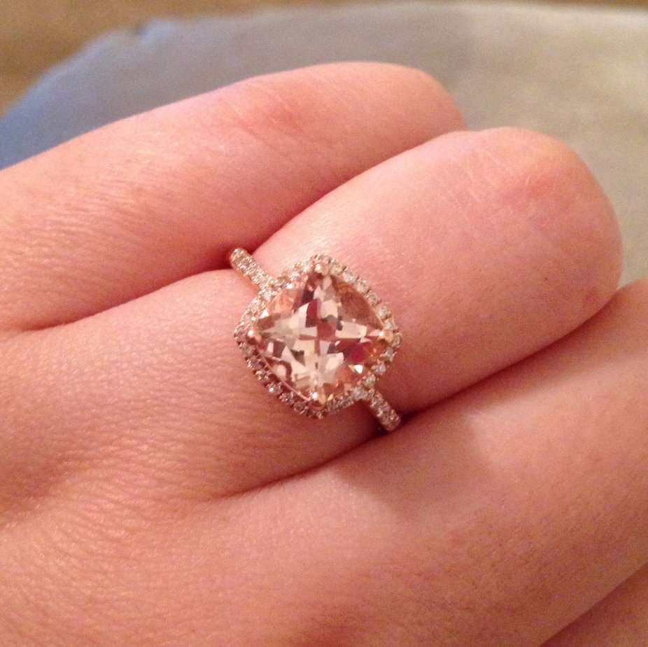 Cleaning And Care Of Your Morganite Ring