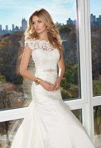 illusion-neckline-weddingdress
