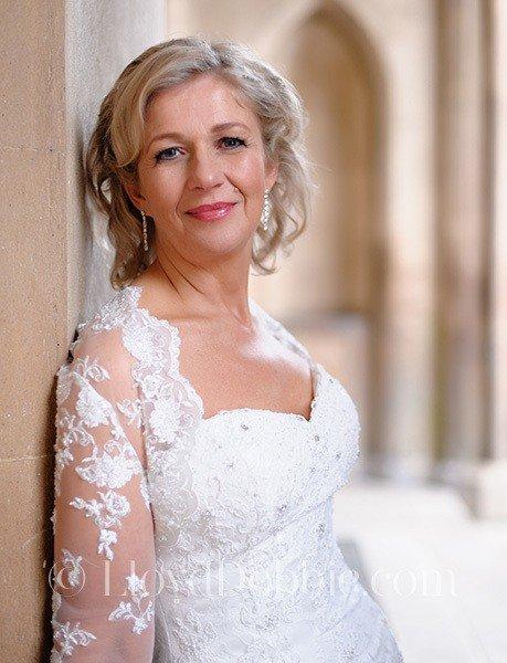 wedding Mature bride