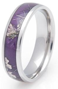 purple camo titanium