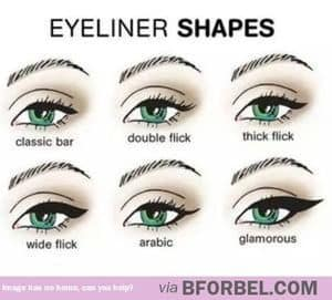 eyelinershapes