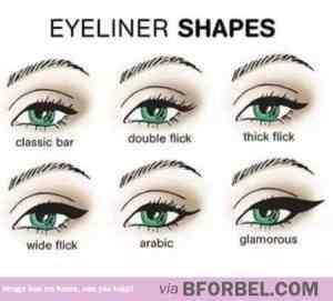 eyelinershapes
