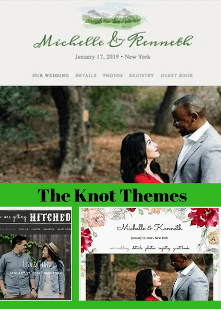 the knot themes